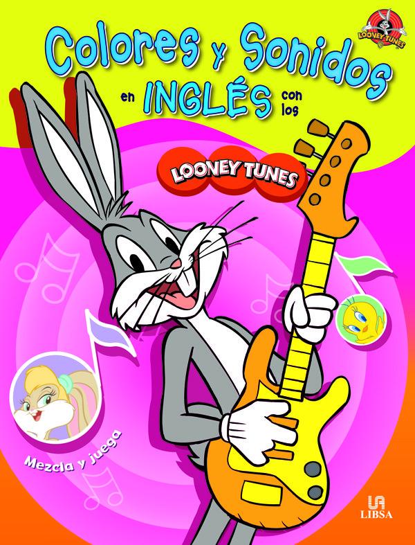 Colores y sonidos en ingles con los looney tunes