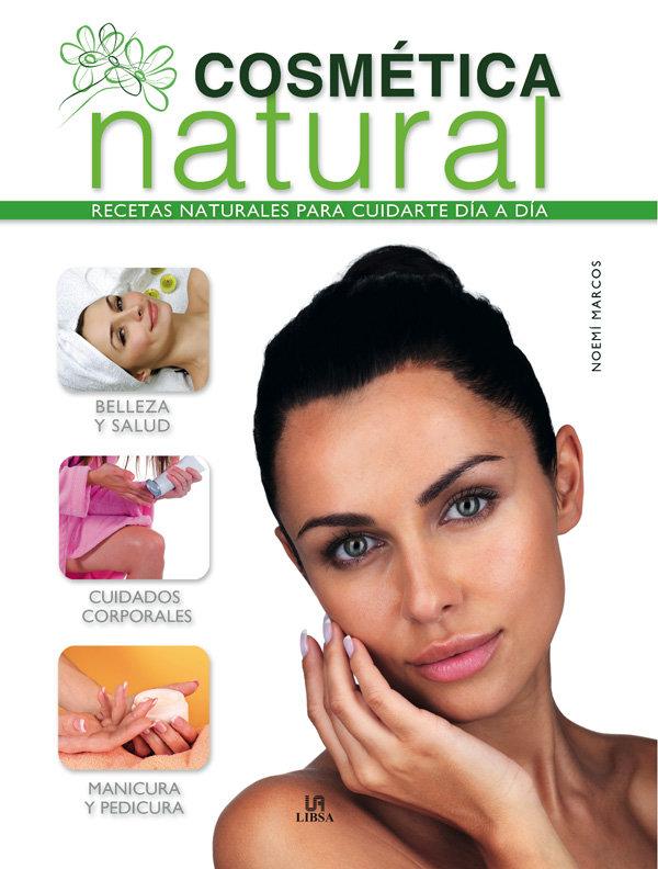Cosmetica natural salud y bienestar