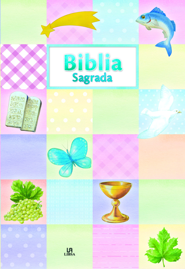 Biblia sagrada ilustradas