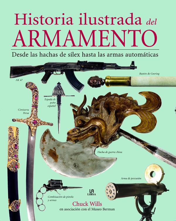 Historia ilustrada del armamento