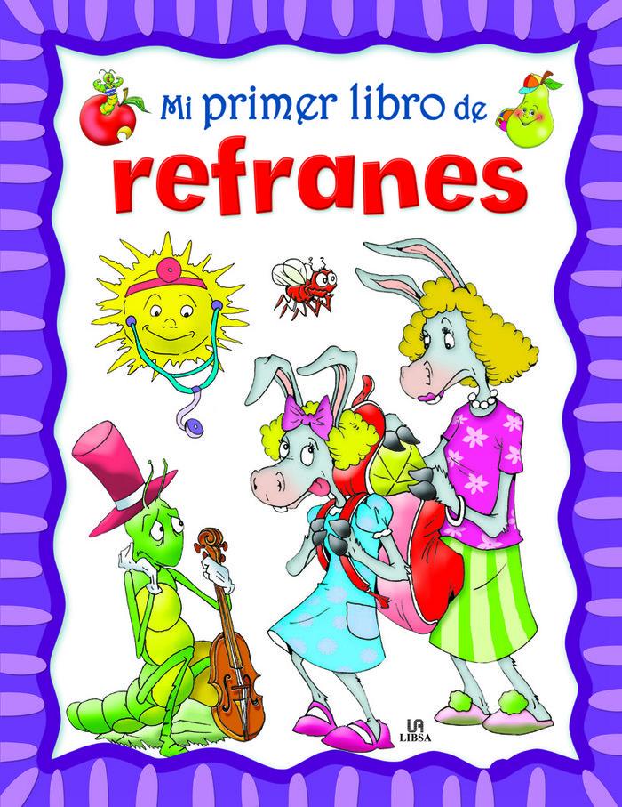 Mi primer libro de refranes