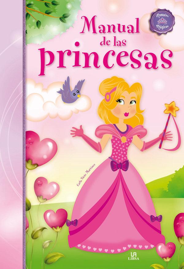 Manual de princesas manual magico