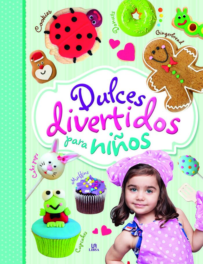 Dulces divertidos para niños  taller creativo