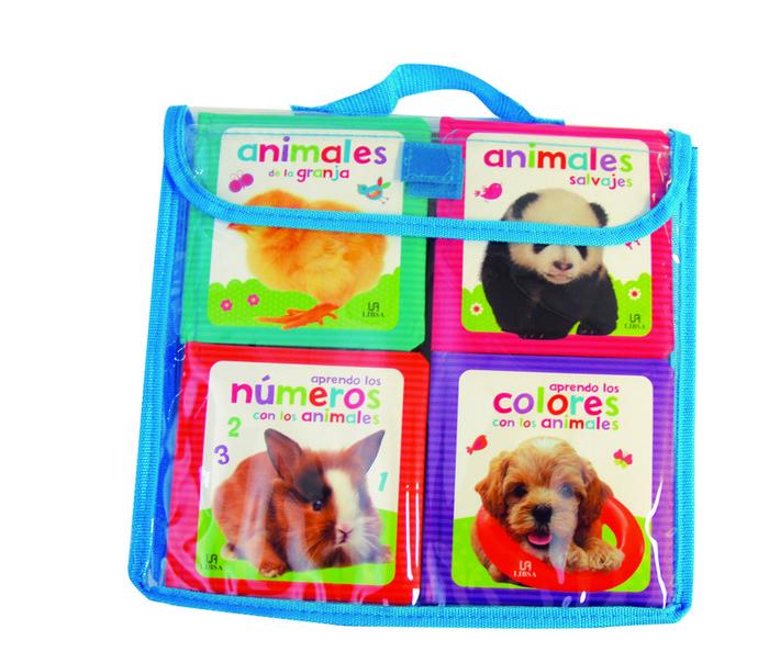 Mi primer pack de animalitos