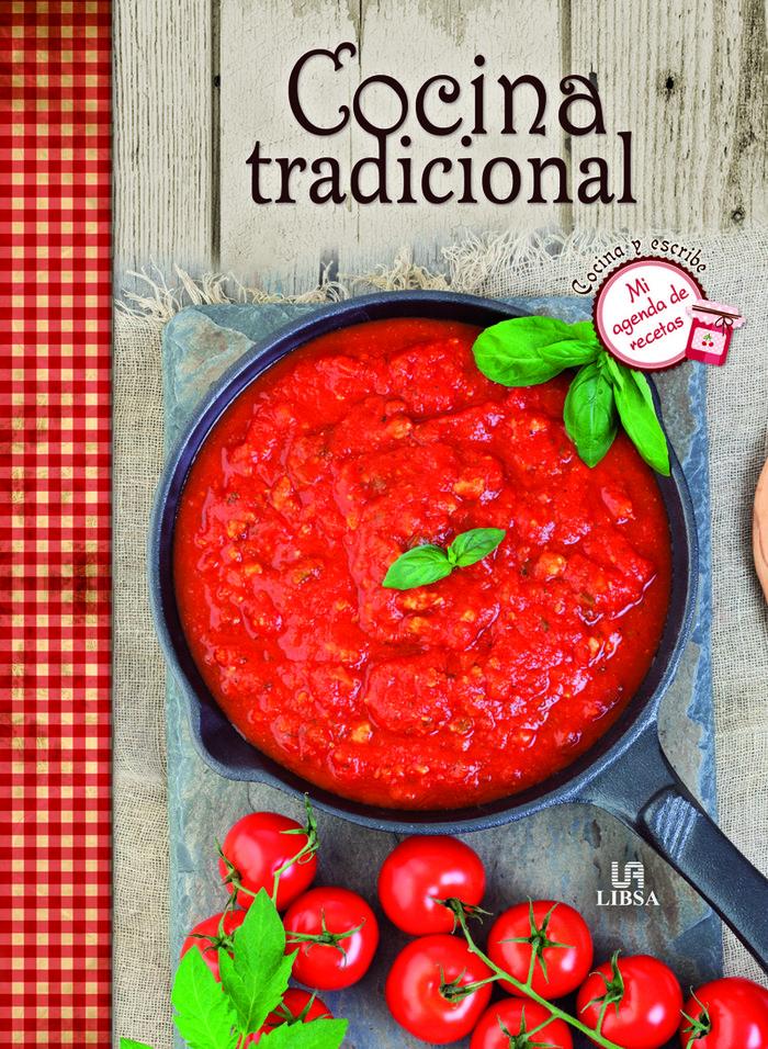 Cocina tradicional  cocina y escribe