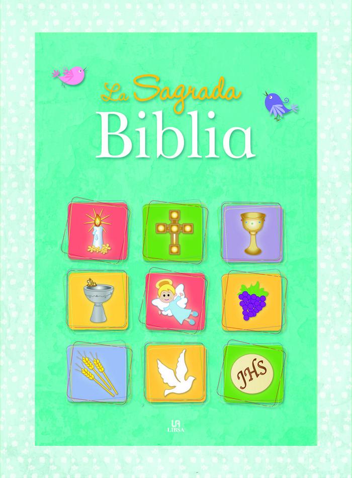 Sagrada biblia,la