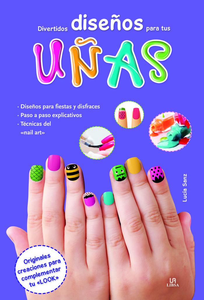 Divertidos diseños para tus uñas