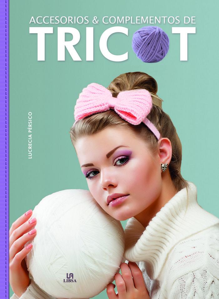 Accesorios y complementos de tricot