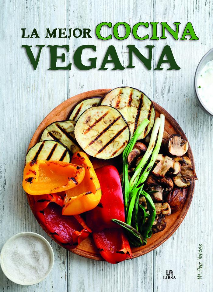 Mejor cocina vegana,la