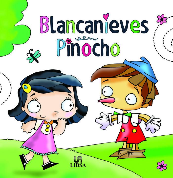 Blancanieves pinocho