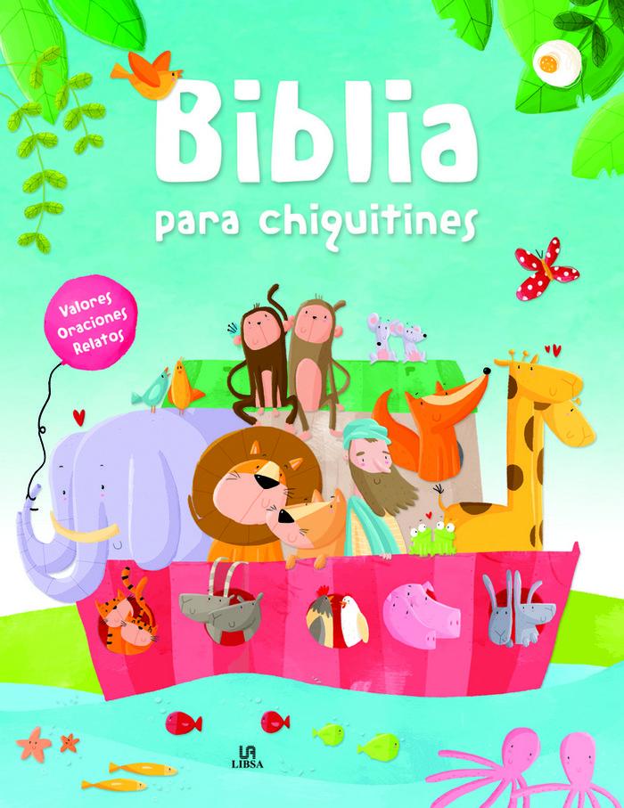 Biblia para chiquitines