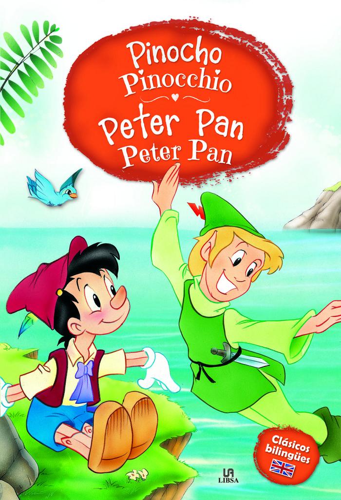 Pinocho peter pan