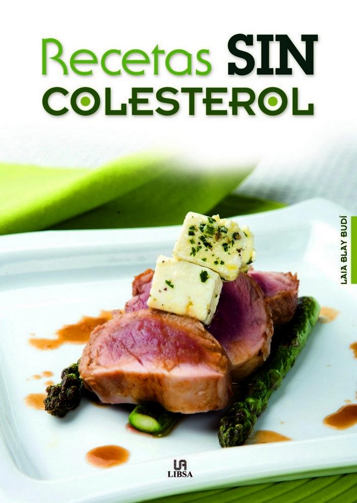 Recetas sin colesterol