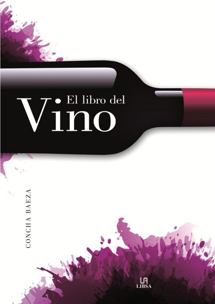 Libro del vino,el