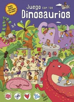 Juego con los dinosaurios
