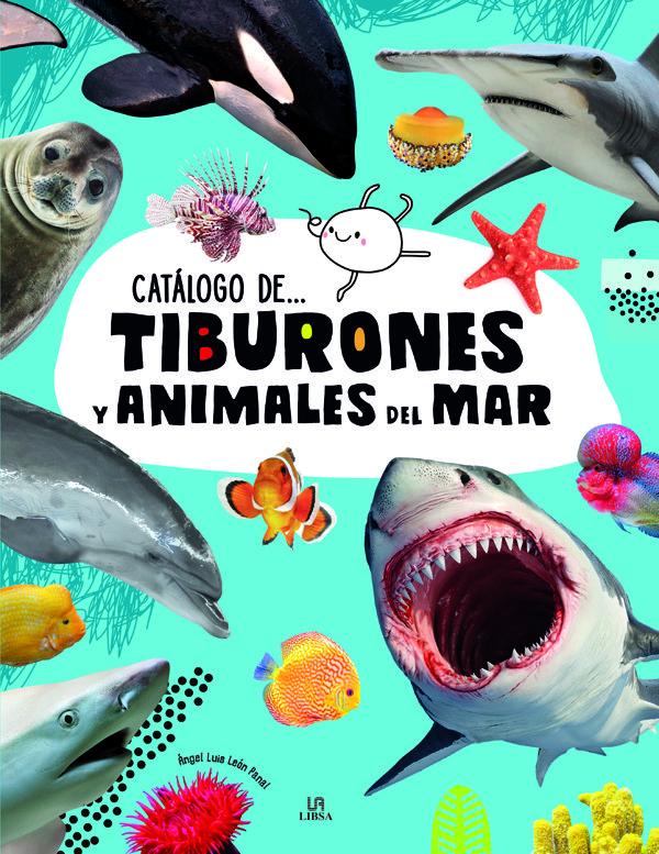 Tiburones y animales del mar