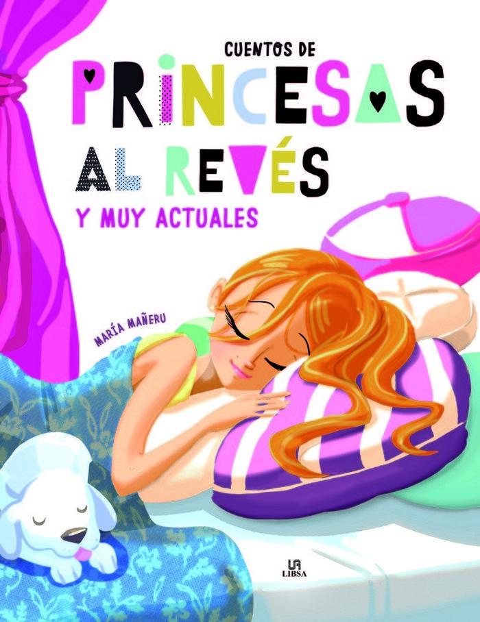 Cuentos de princesas del reves
