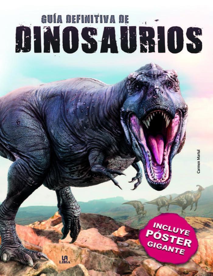 Guia definitiva de dinosaurios