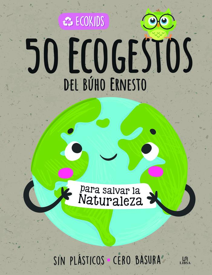 50 ecogestos del buho ernesto