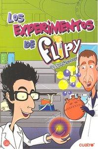 Experimentos de flipy,los fg