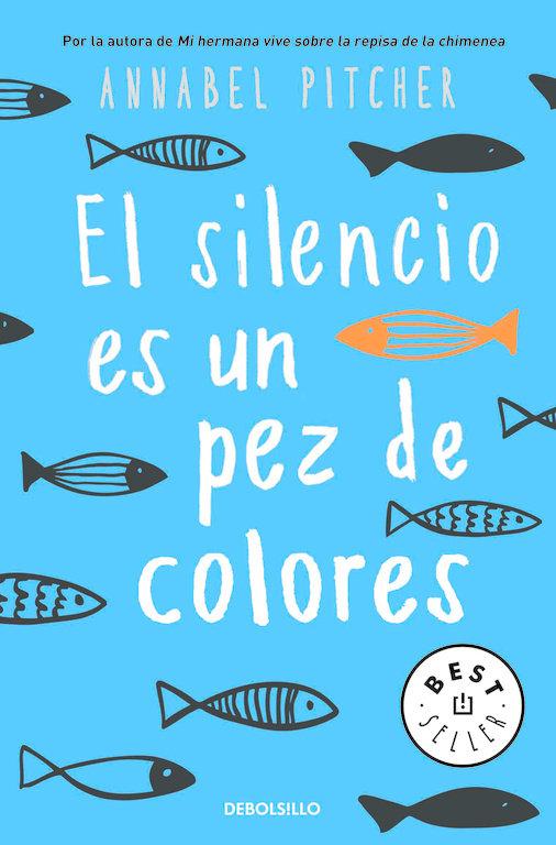 Silencio es un pez de colores,el