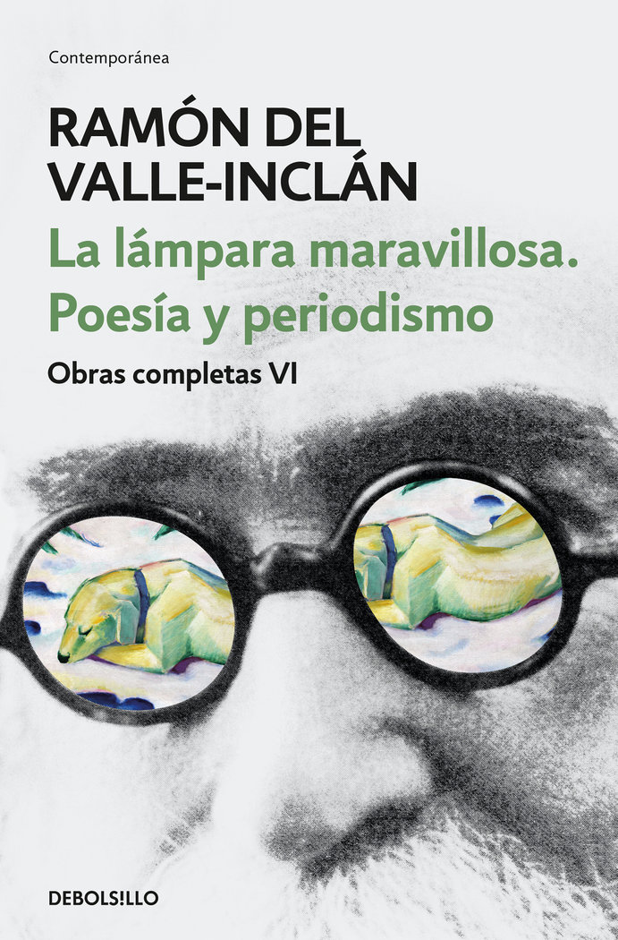 Lampara maravillosa poesia y periodismo (