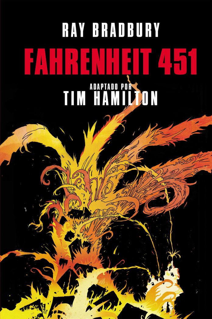 Fahrenheit 451 novela grafica