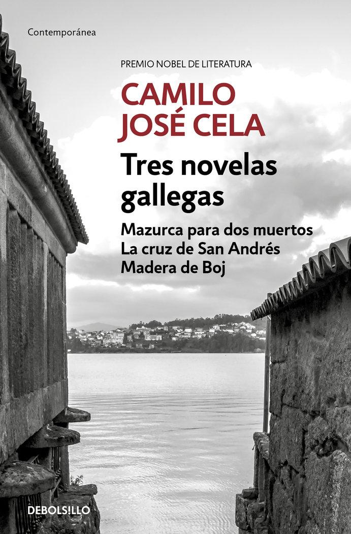 Tres novelas gallegas