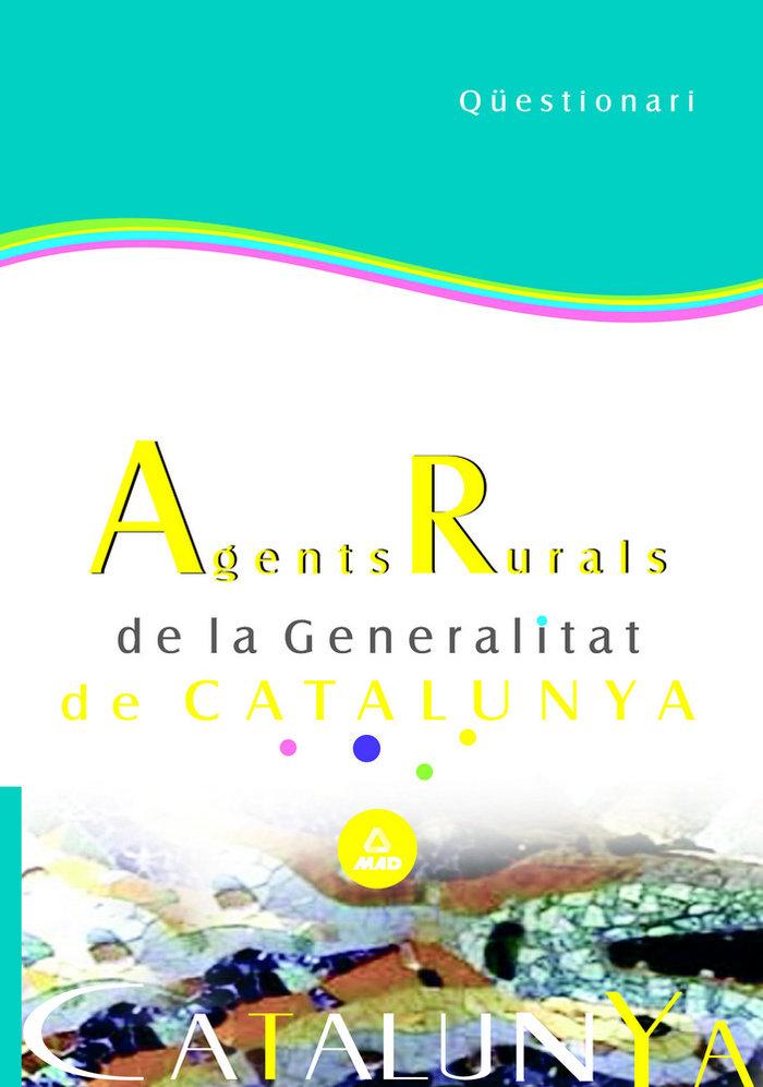 Agents rurales g.catalunya questionari
