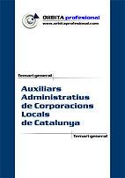 Auxiliars administratius de corporacions locals de catalunya