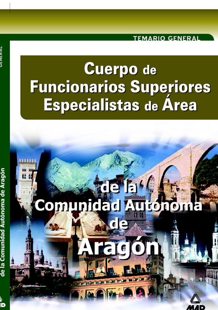 Cuerpo funcion.superior.espec.area c.aragon temario general