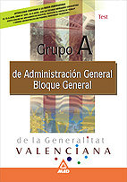 Grupo a admin.general g.valenciana mater.comunes test