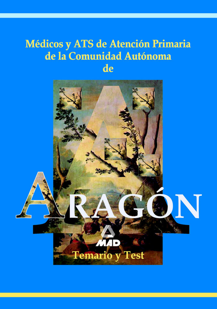 Medicos ats atenc.primaria c.aut.aragon temario test