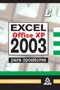 Excel 2003 para opositores