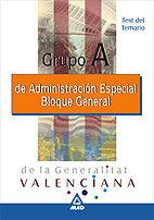Grupo a de administracion especial de la generalitat valenci