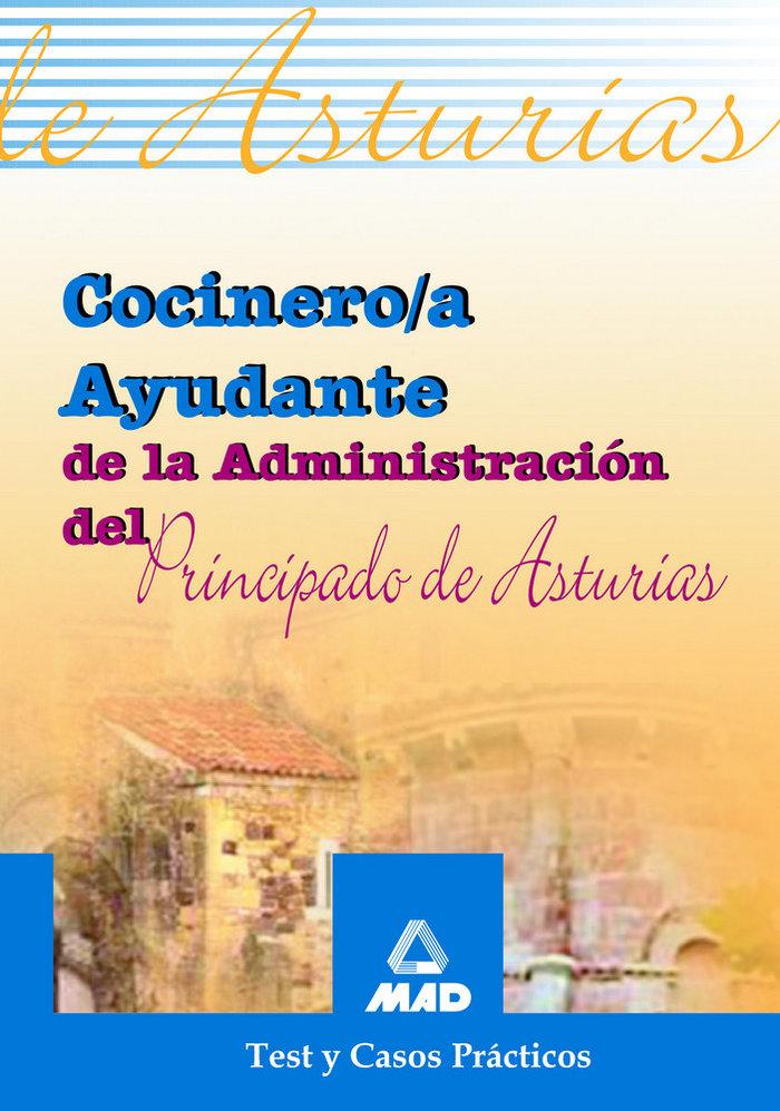 Cocinero a ayudante adm.principado asturias test cas.pract.