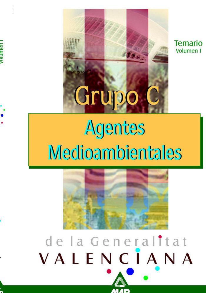 Agentes medioambientales g.valenciana i temario