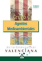 Agentes medioambientales de la generalitat valenciana. temar