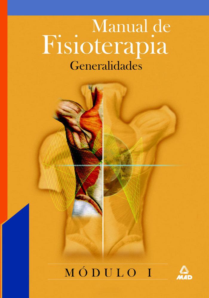 Manual fisioterapia mod.i