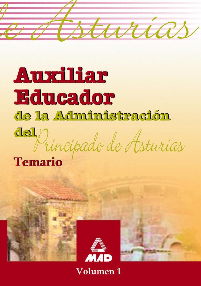 Auxiliares educadores principado asturias i