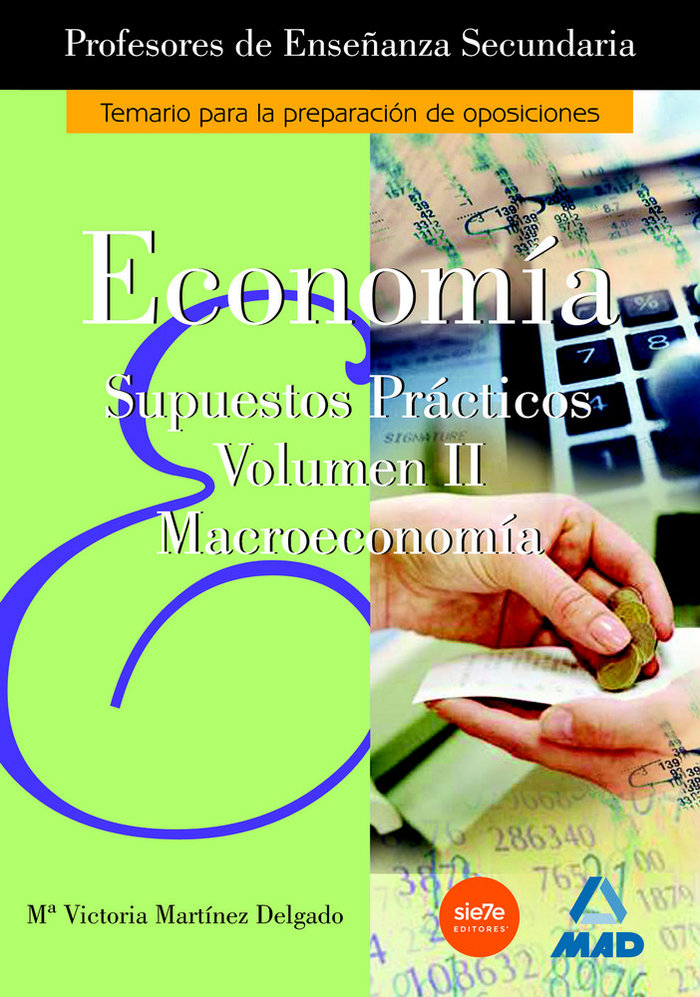 Economia supuestos practicos vol.ii macroeconomia
