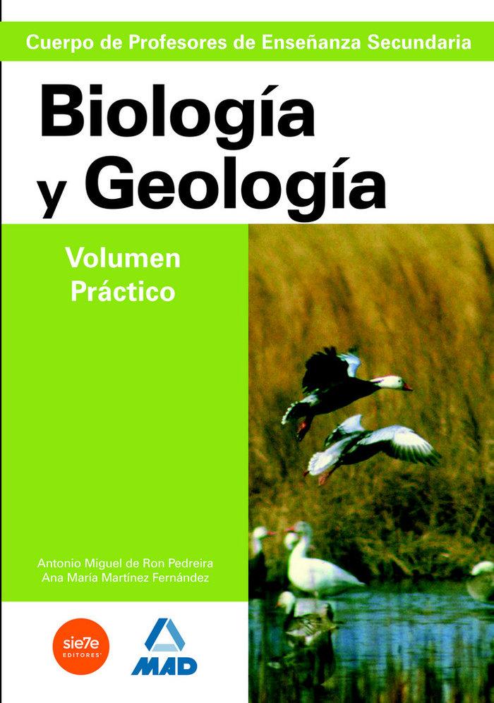 Biologia geologia profesores secundaria vol practico