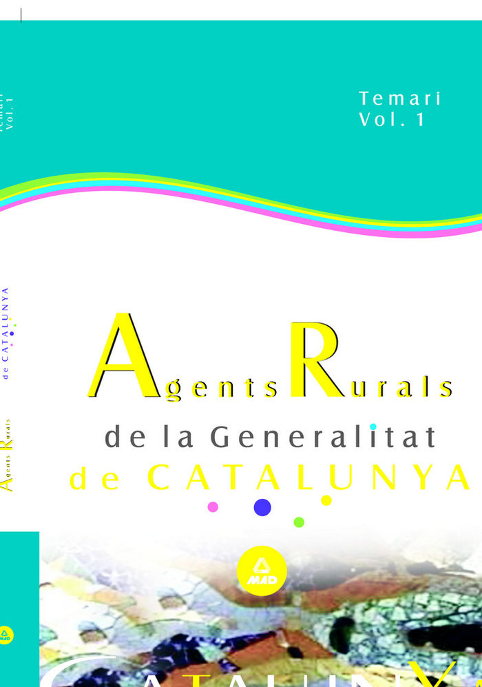 Agents rurals generalitat catalunya i temari