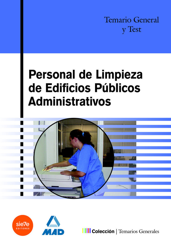 Personal limpieza edific.publicos adminis.temar.general/test