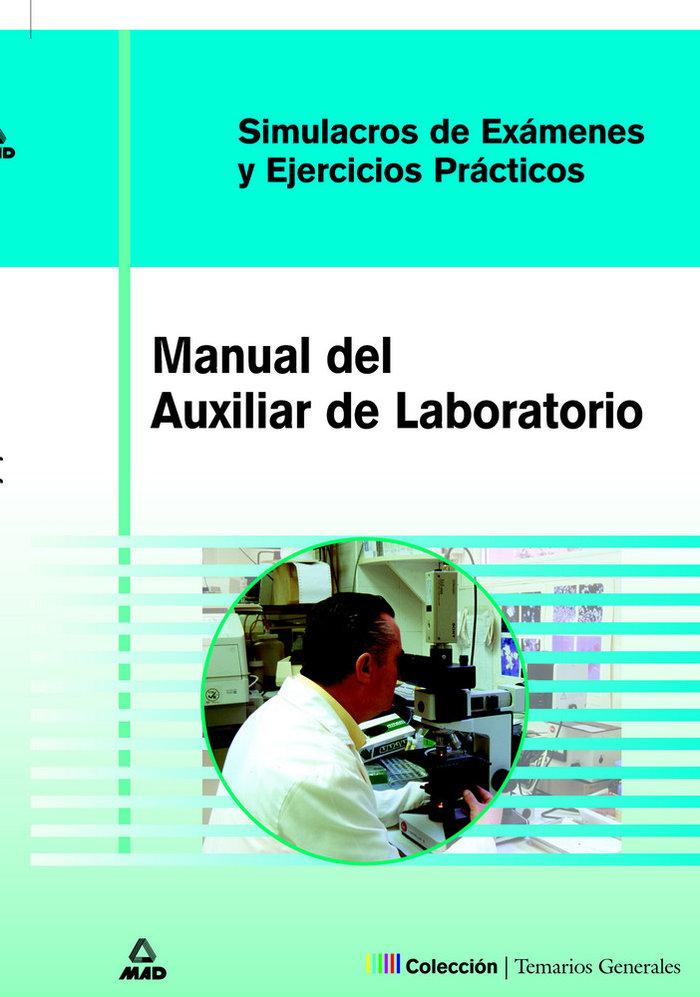 Simulacros examen/cas.practicos auxiliares laboratorio