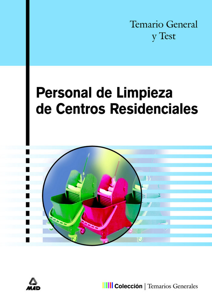 Personal limpieza centros residenc.tem.general/test