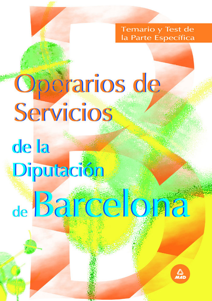 Operarios servic.diput.barcelona temar/test/part.especifica