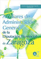 Auxiliares de administracion general de la diputacion provin
