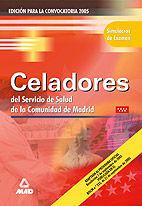 Celadores del servicio de salud de la comunidad de madrid. s