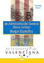 Grupo b administracion general de la gener